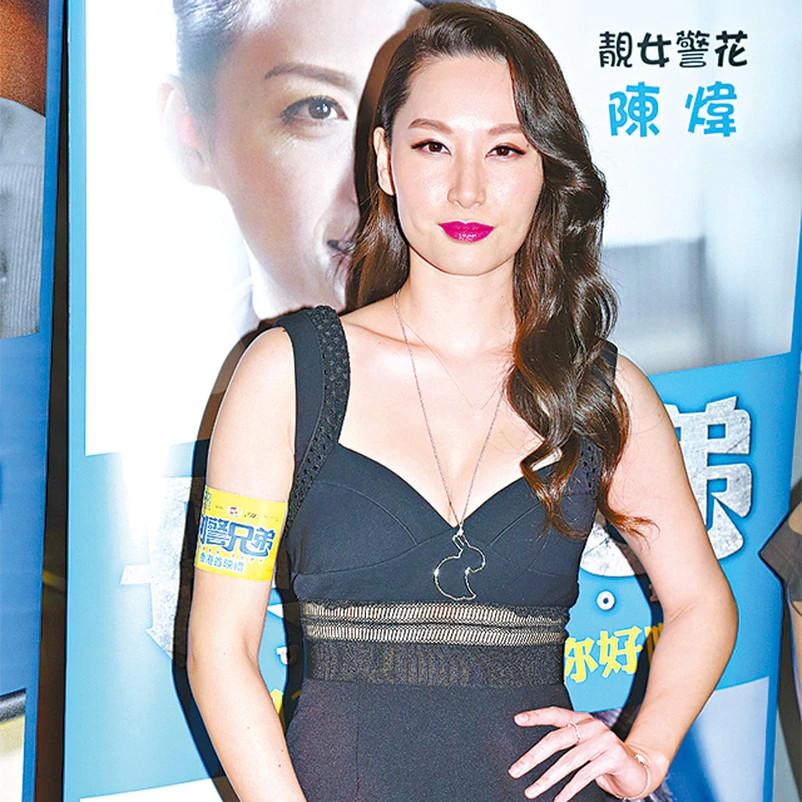 前TVB花旦徐子珊退圈一年,消瘦憔悴露面,被路人认出即落荒而逃
